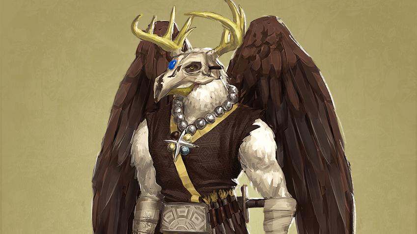 aarakocra shaman