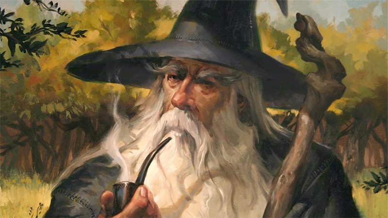 Stat Anything: Gandalf the Grey for Fifth Edition Dungeons & Dragons