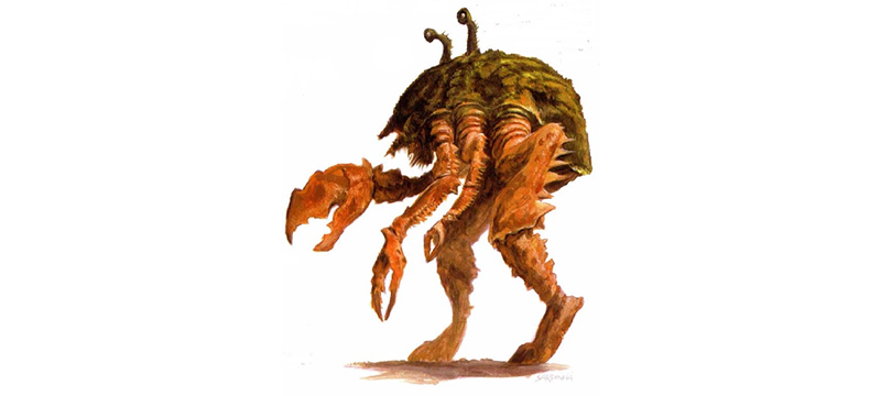 Crabmen (Yurian) for Dungeons & Dragons Fifth Edition