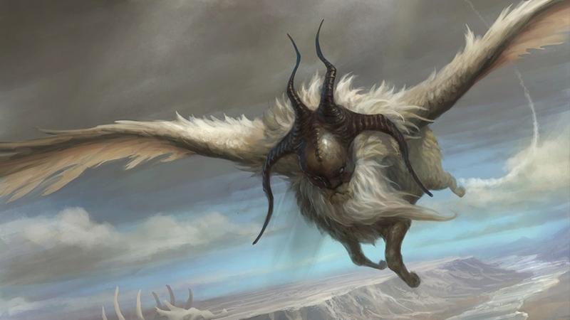 Lammasu for Dungeons & Dragons Fifth Edition