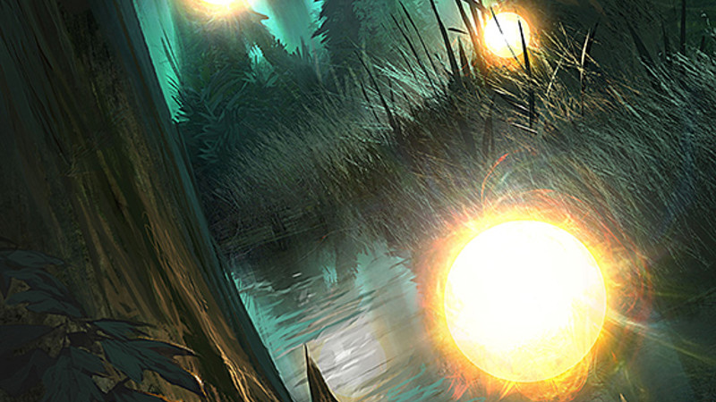 Will-o'-Wisp Playable Race/Class | New Player Option for Fifth Edition