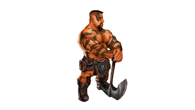 Aluxo'ob (Heartstone Dwarves) for Dungeons & Dragons Fifth Edition