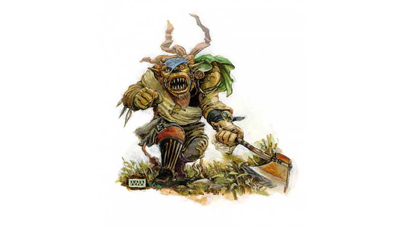Common Raggamoffyns for Dungeons and Dragons Fifth Edition