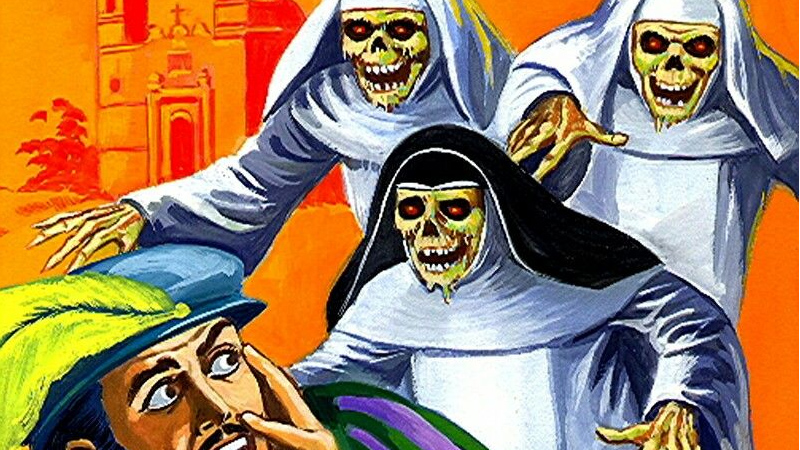 Monjas Malvadas for Dungeons & Dragons Fifth Edition