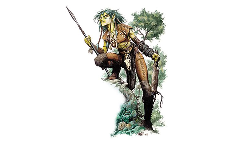 Forest Giants   Monsters for Dungeons & Dragons Fifth Edition