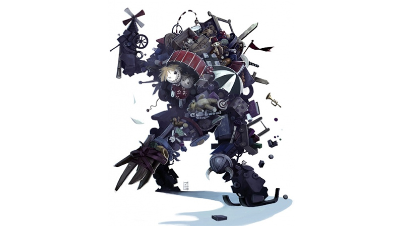 Junk Golems for Dungeons & Dragons Fifth Edition