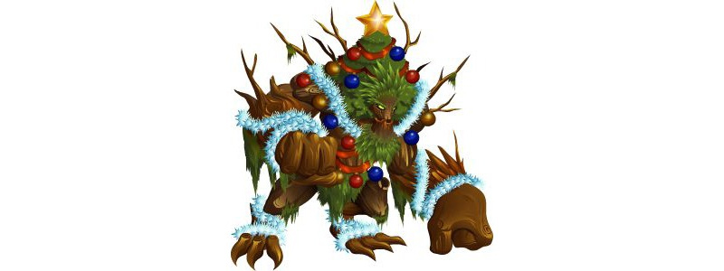 Holiday Treants | Monsters for Dungeons & Dragons Fifth Edition