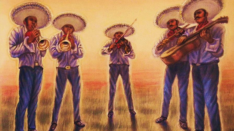 Mariachis for Dungeons & Dragons Fifth Edition