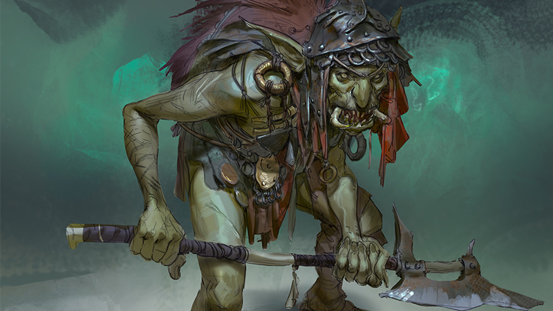 Trash Goblins for Dungeons & Dragons Fifth Edition