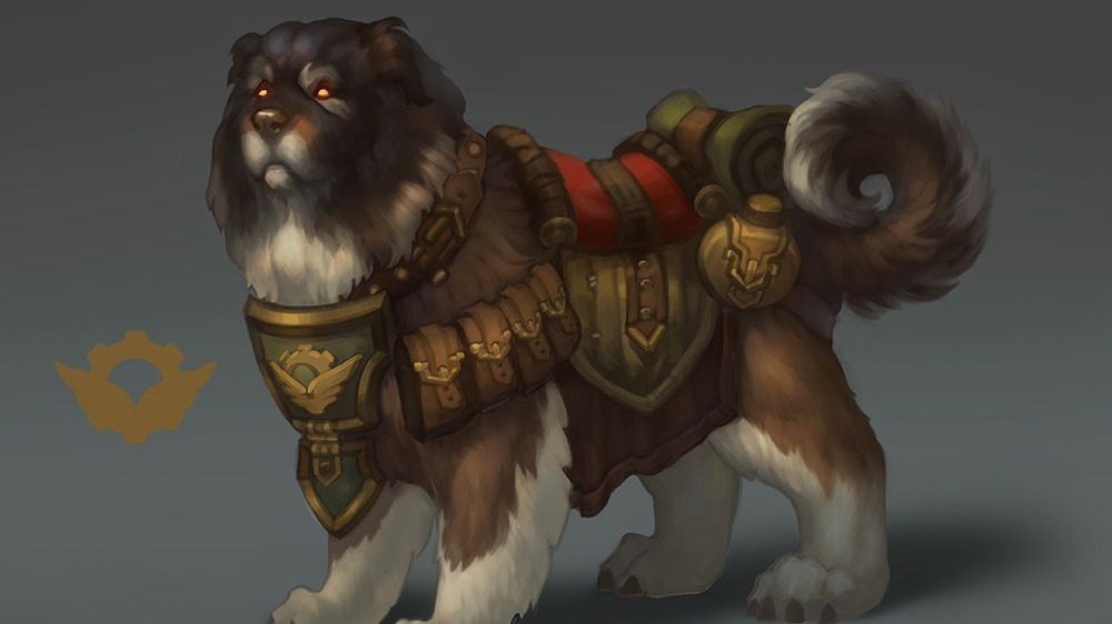 Dwarven Wardogs | Monsters for Dungeons & Dragons Fifth Edition
