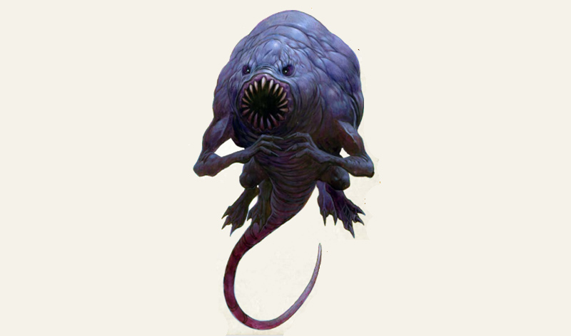 Mind Slugs | Monsters for Dungeons & Dragons Fifth Edition