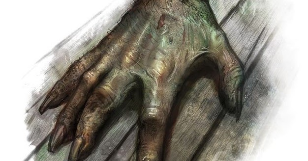 Evil Hand   New Spell for Dungeons & Dragons Fifth Edition