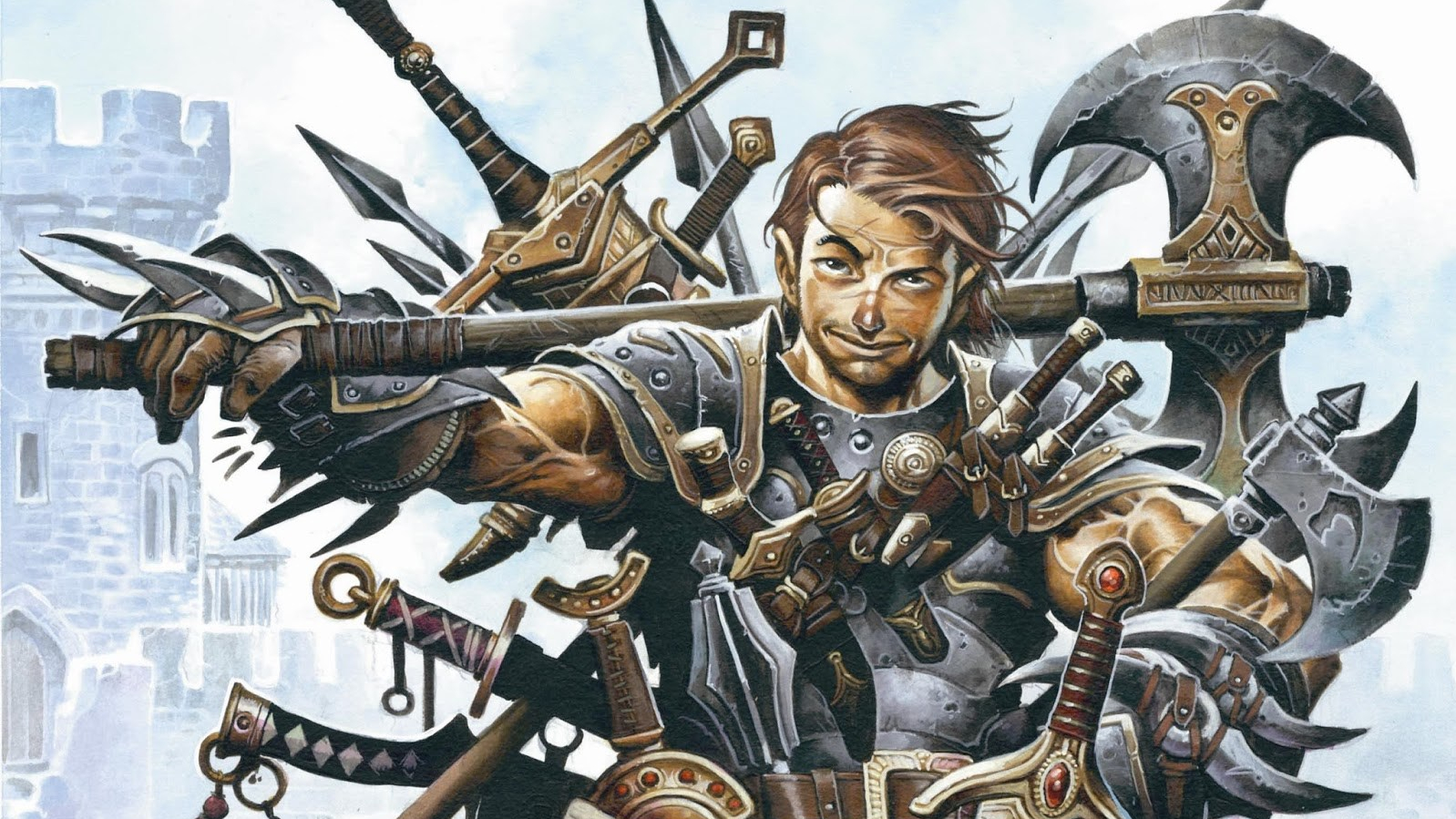 Fighter Weapon Expert | New Player Option for Dungeons & Dragons Fifth Edition (Includes 27 New Weapons, 1 New Feat, and Optional Rules for Exotic Weapons)