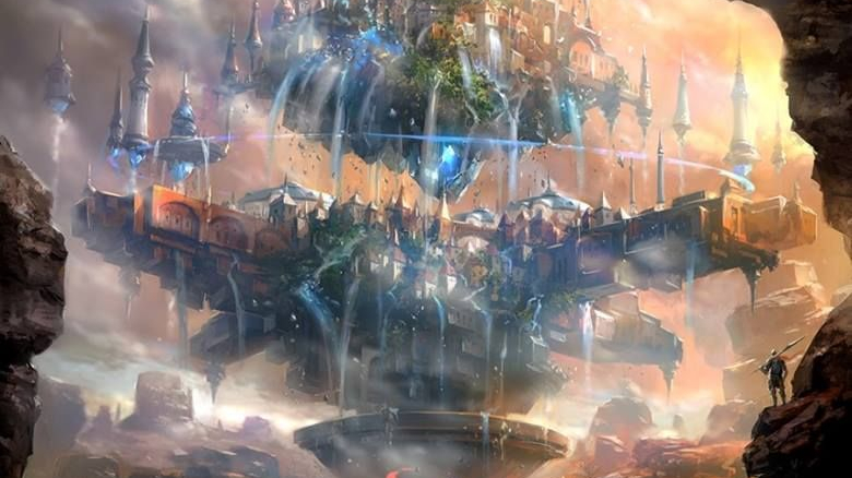 """Introducing the """"Shattered Lands"""" Campaign Setting"""