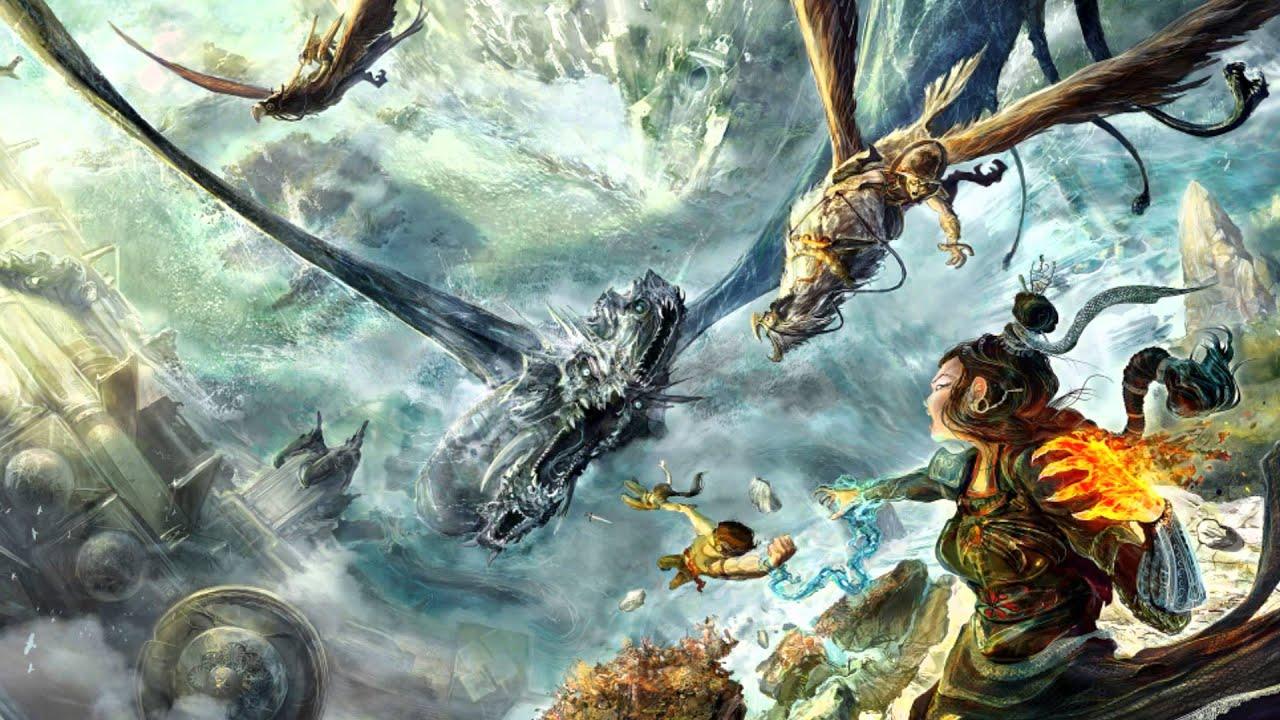 Gods of Wandrossa (Daily Actions System) v1.21