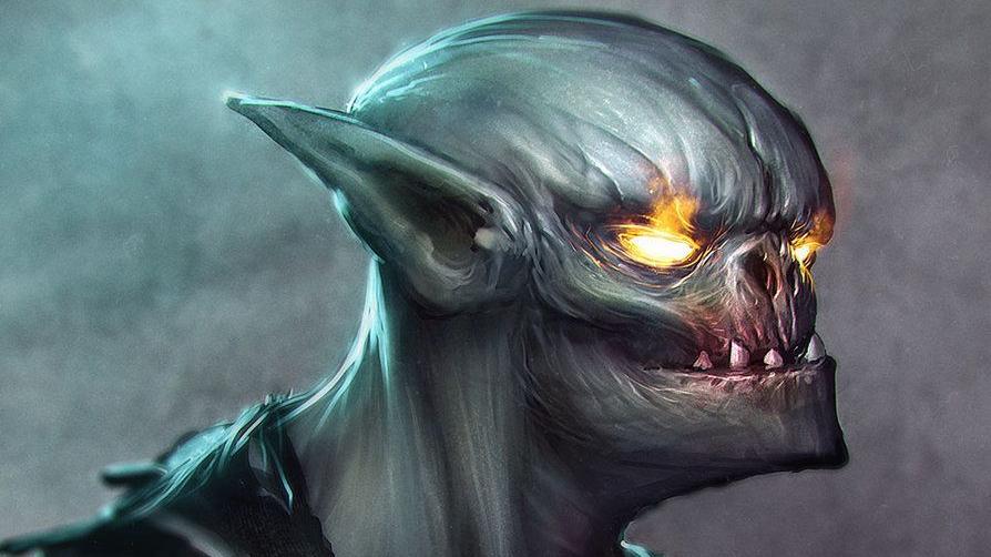 Darkling Elder Light Soul   New Monster for Dungeons & Dragons Fifth Edition