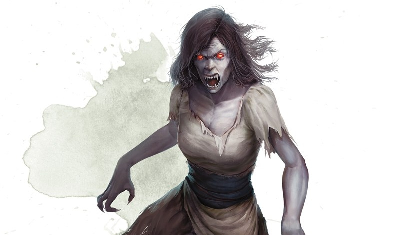 Lair of the Vampire Spawn | 3rd-Level Adventure for Dungeons & Dragons Fifth Edition