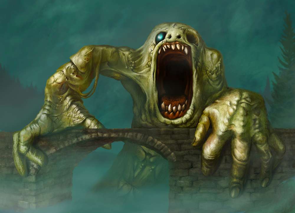 Bemphuth | New Monster for Dungeons & Dragons Fifth Edition
