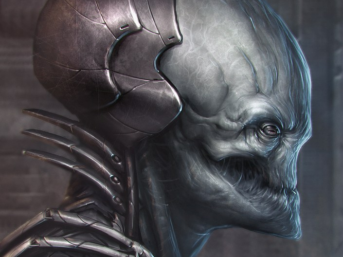 Blueshift 5E   Science Fiction Roleplaying Rules Part 1 – Races