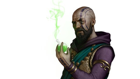 Xentarich, Human Archmage | NPC for Dungeons & Dragons Fifth Edition (Spoilers)
