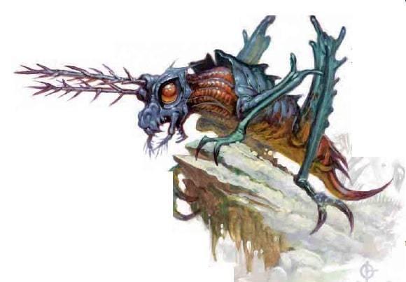 Bonespear | New Monster for Fifth Edition