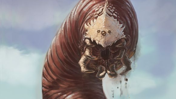 Century Worm | New Monster for Fifth Edition