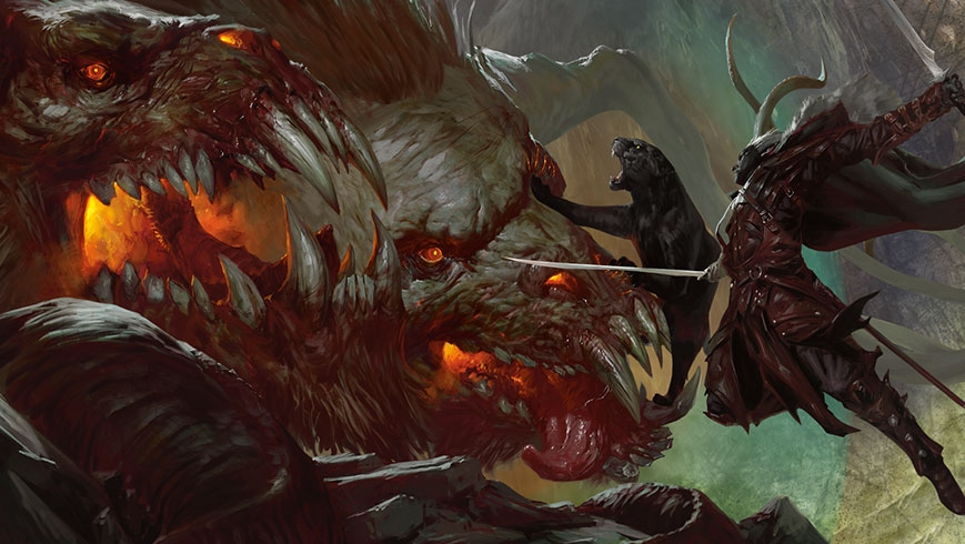 Demonwrecker Prestige Class | New Player Option for Fifth Edition