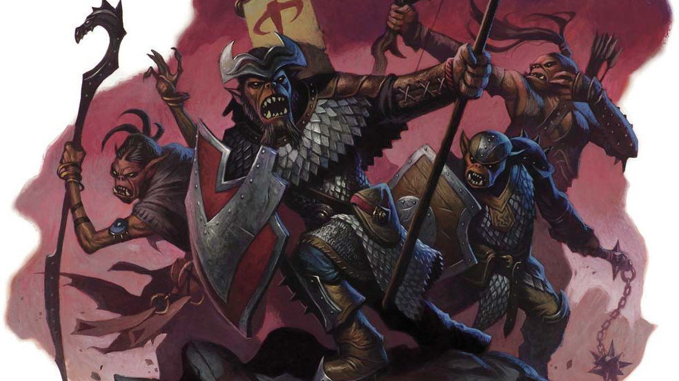 Hobgoblins   Scalable Monster for Fifth Edition