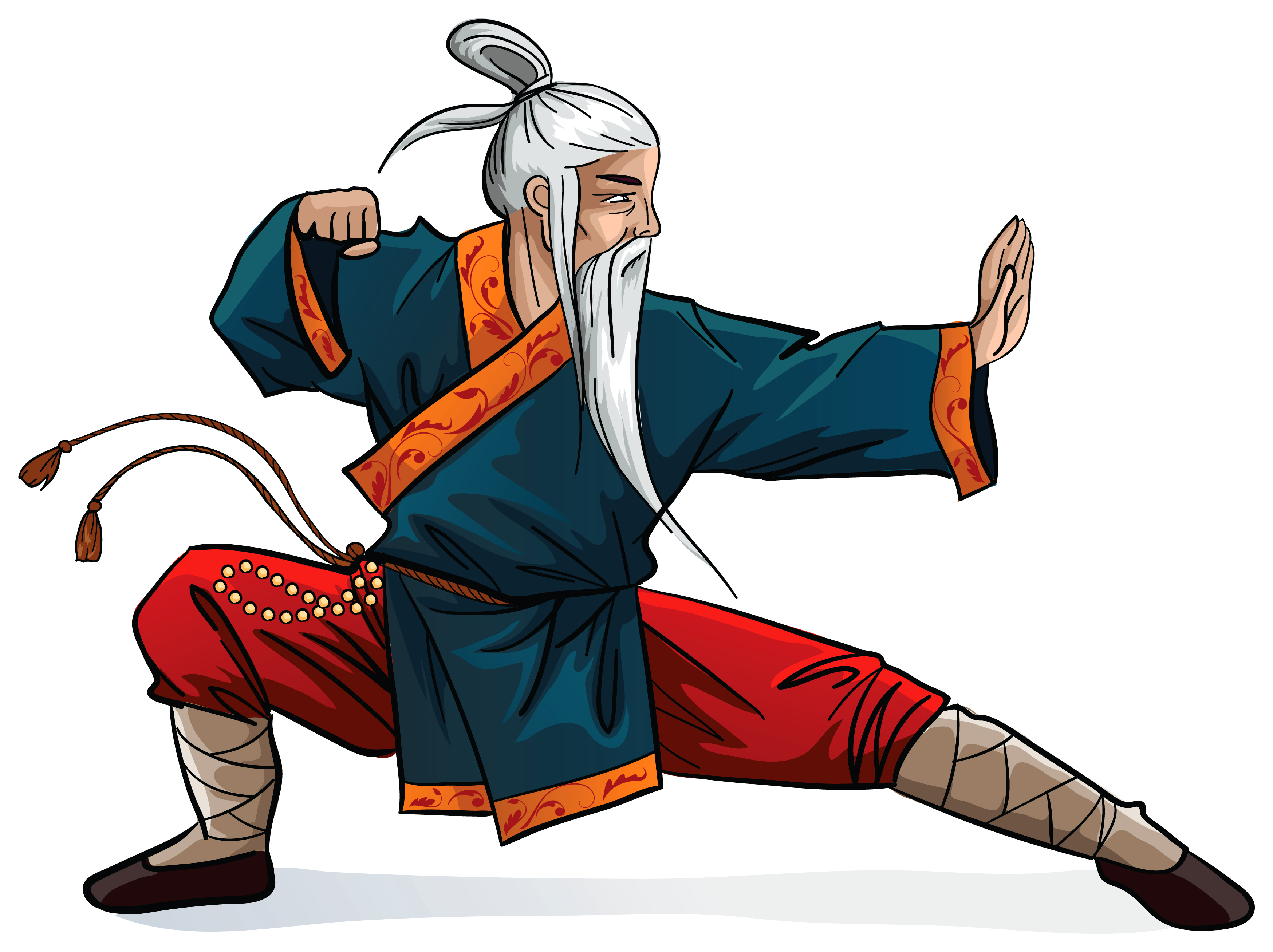 Martial Artists | New Scalable NPC for Fifth Edition