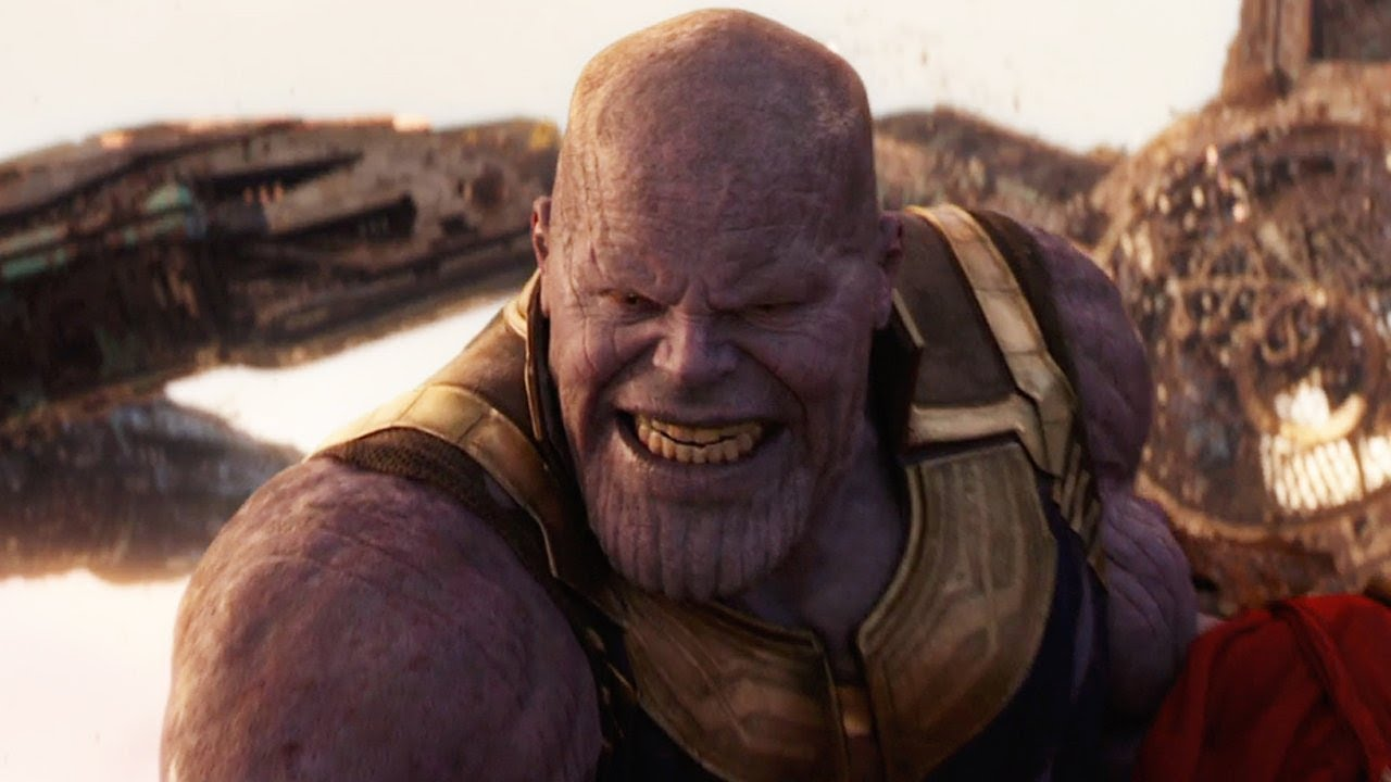 Thanos the Mad Titan | New NPC for Fifth Edition (Major Spoilers)