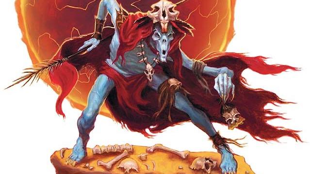 Belgoi (Dark Sun) | New Monster for Fifth Edition (plus 1 New Spell)