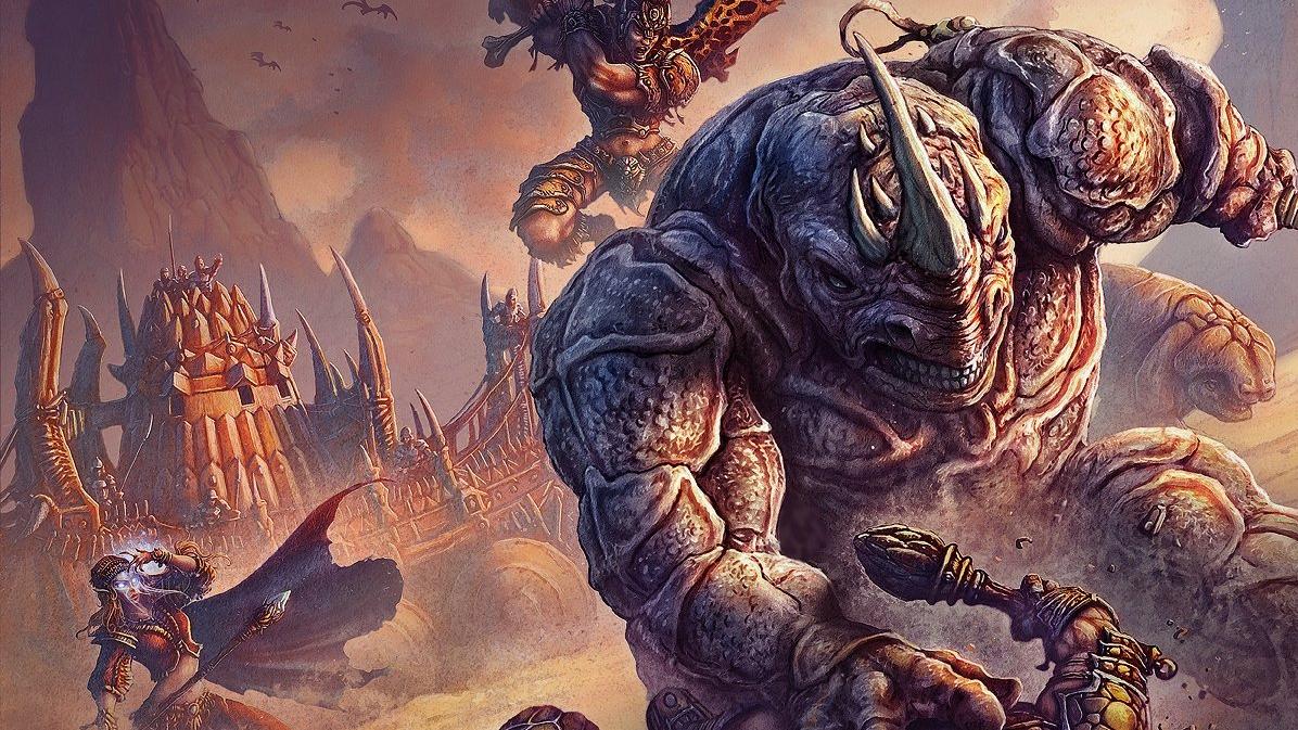 Dark Sun Bestiary (Part 2: Wanderer's Journal Threats 1/2) | New Monsters for Fifth Edition