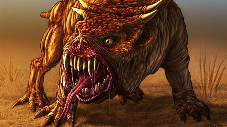 Dark Sun Bestiary (Part 3: Wanderer's Journal Threats 2/2)   New Monsters for Fifth Edition