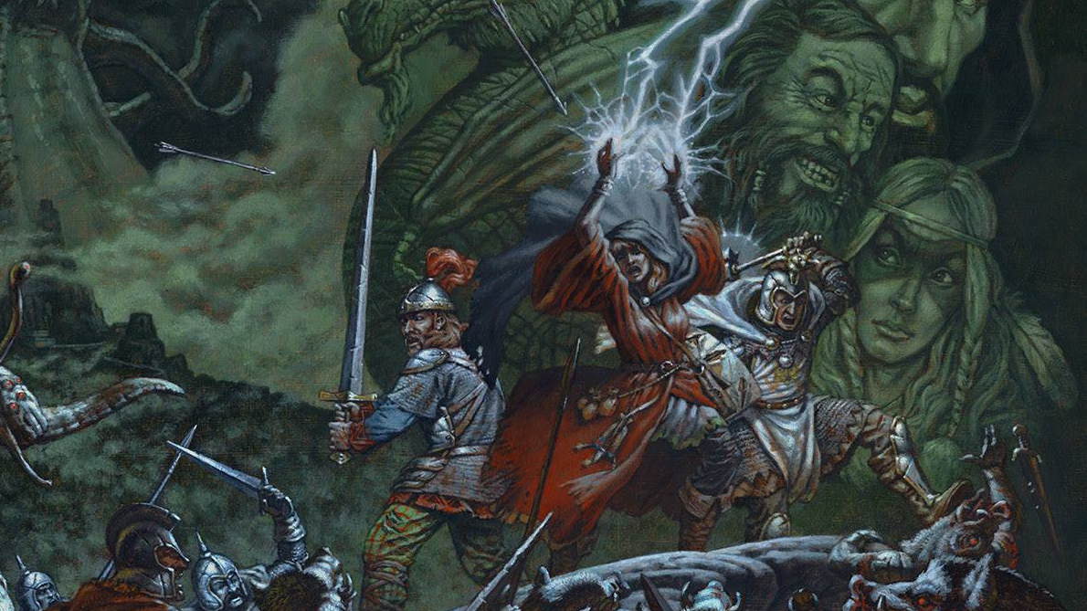 Get FREE Monthly Fifth Edition Adventures from DMDave and BroadSword Monthly