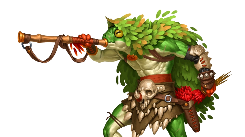 Request: Blowgun Feats   New Player Options for Dungeons & Dragons
