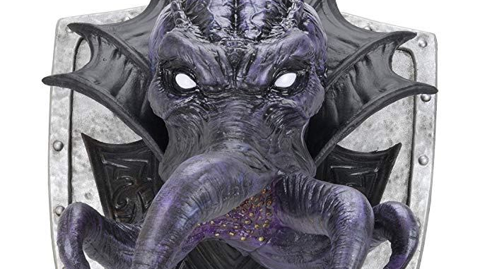 Mechanical Mindflayer Head | New Vehicle for Fifth Edition