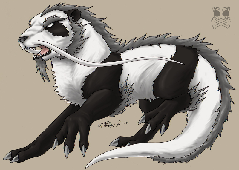 Panda Dragon   New Monster for Fifth Edition