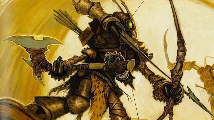 Thri-Kreen | New Playable Race for Fifth Edition