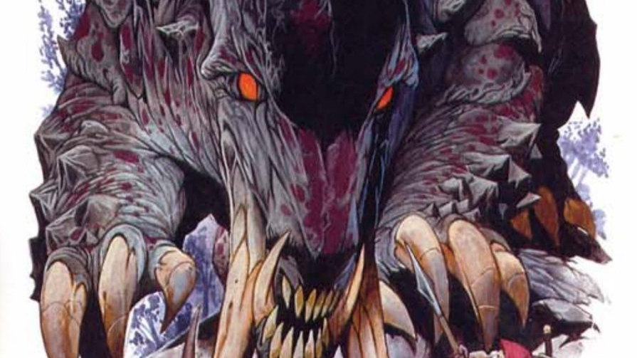 The Nightmare Beast (Dark Sun) | New Monster for Fifth Edition