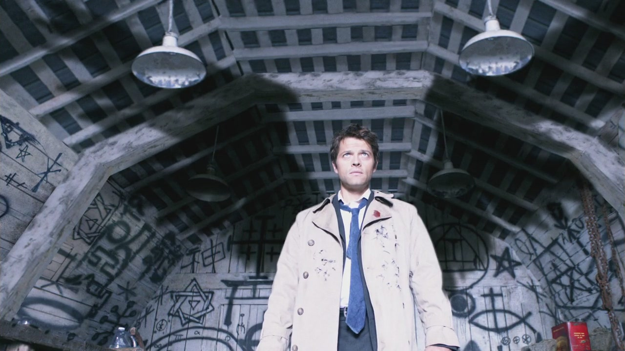 Stat Anything – Castiel, Angel of the Lord | New NPC for Fifth Edition