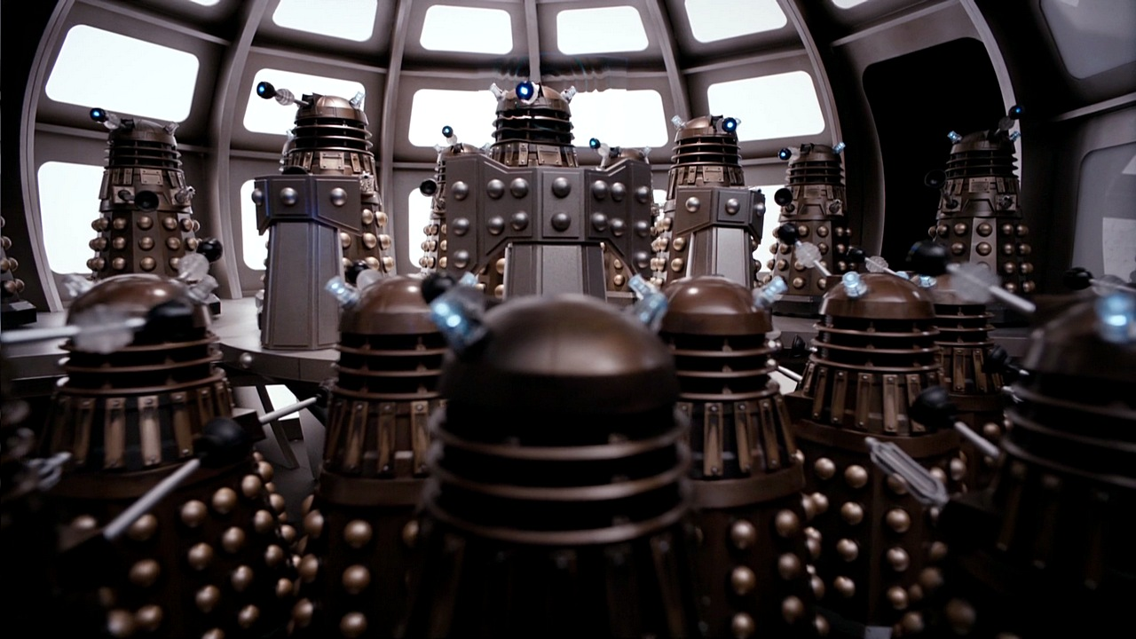 Stat Anything – Daleks | New Monster for Fifth Edition