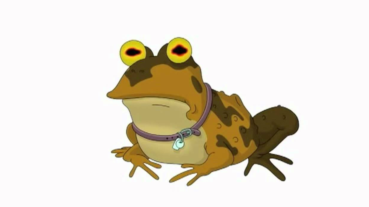 Stat Anything – Hypnotoad   New Monster for Fifth Edition