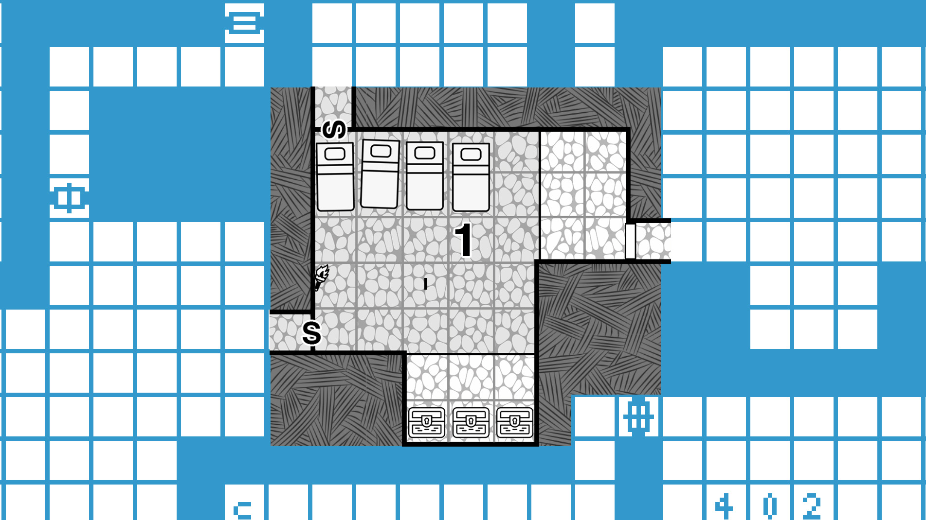 """Neverending Dungeon – Room 1 – """"Good Morning"""" 