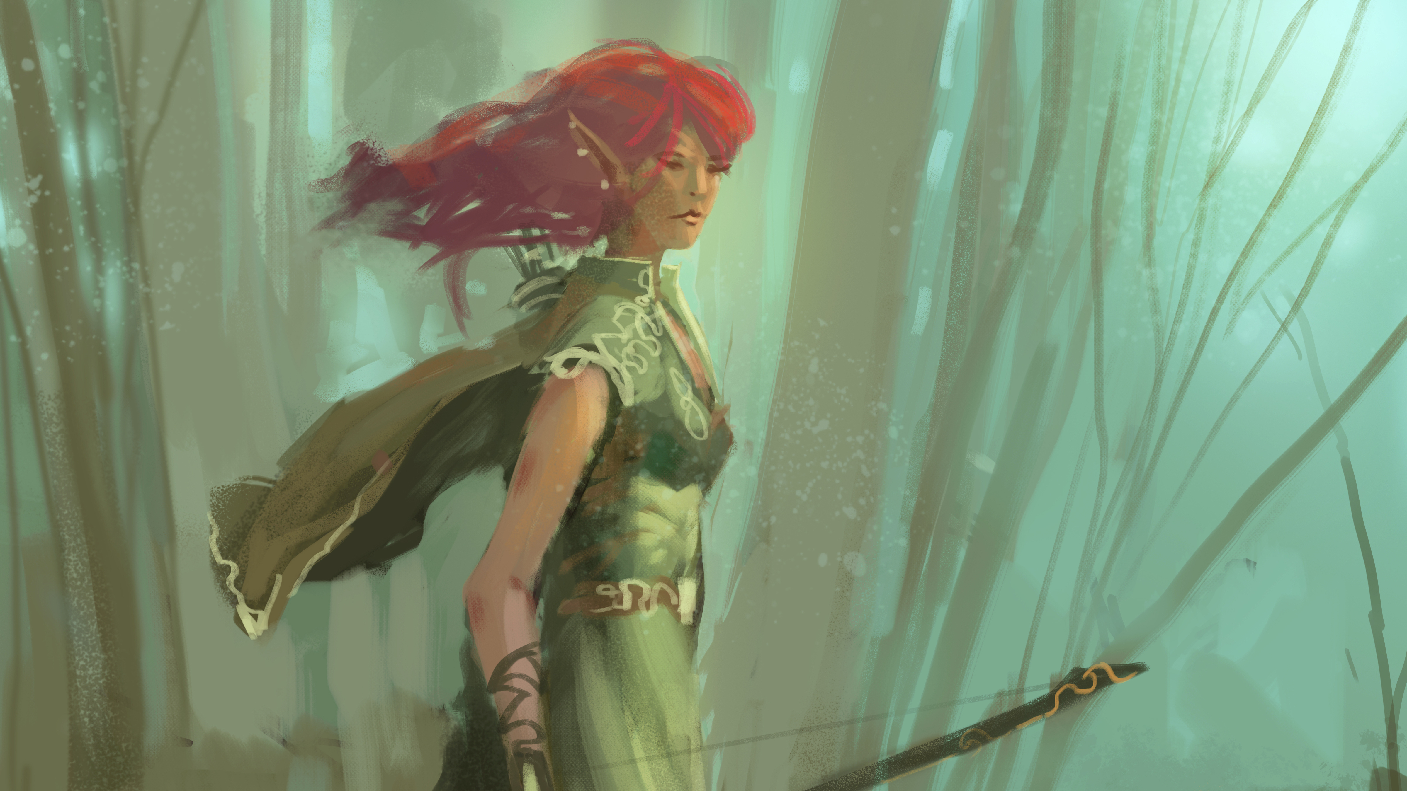 Survivalist Ranger Archetype | New Player Option for Fifth Edition by DMDave