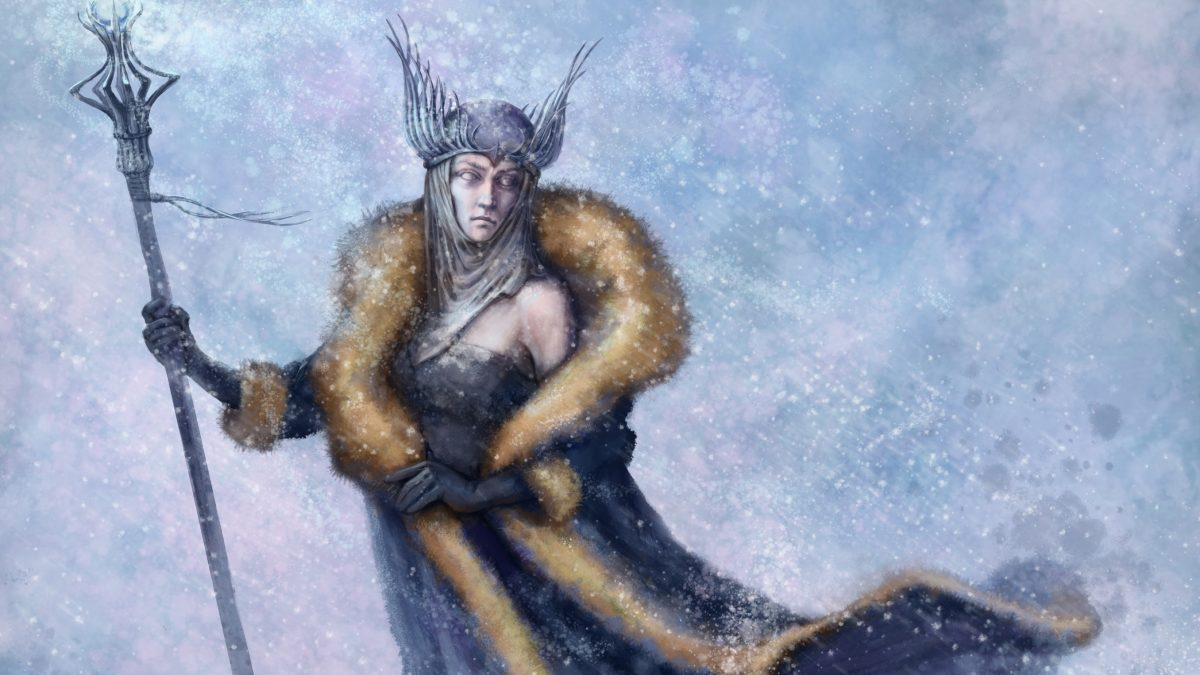 Snow Queen Otherworldly Patron | New Player Option for Fifth Edition by DMDave