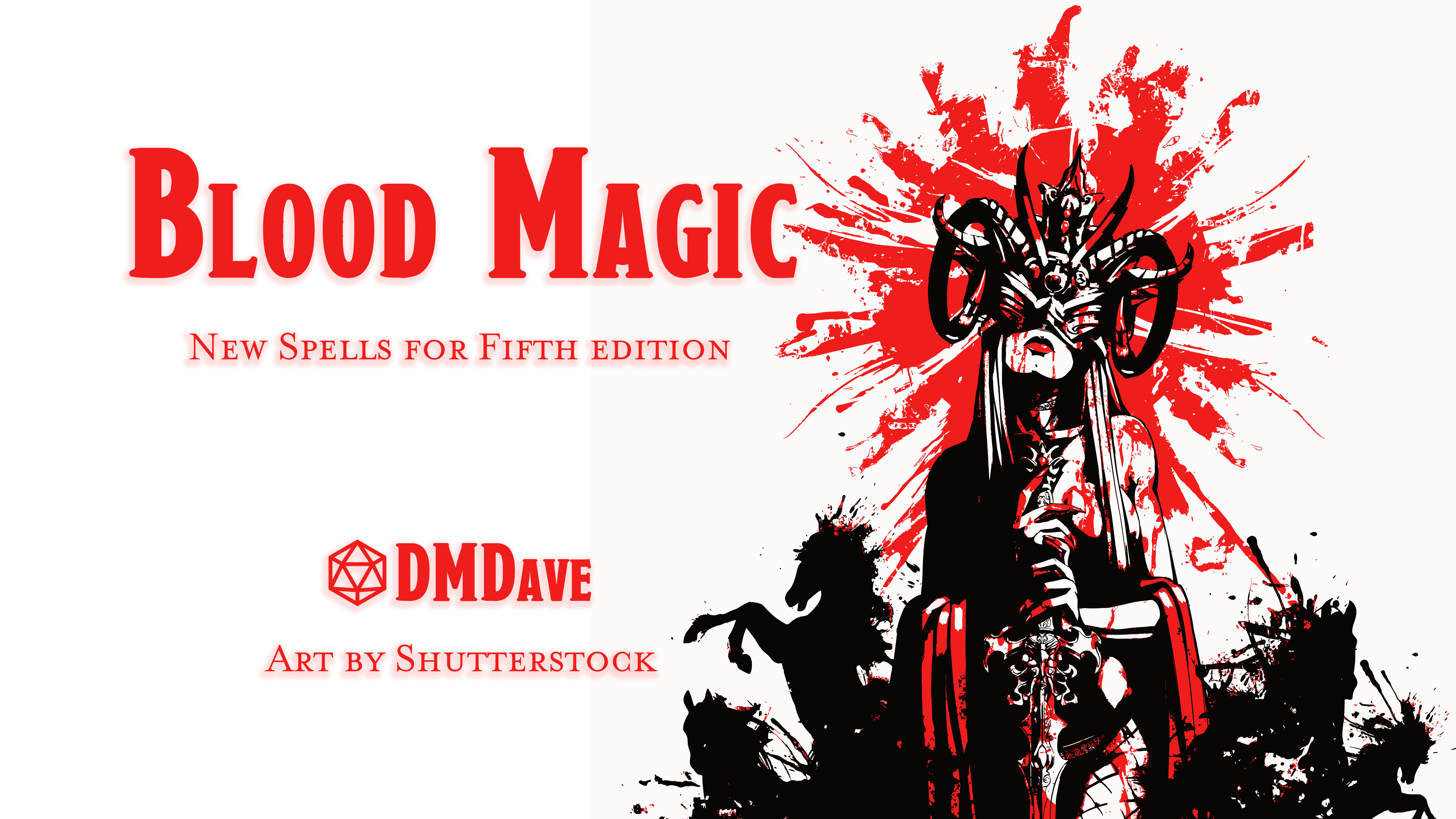 Blood Magic | New Spells for Fifth Edition