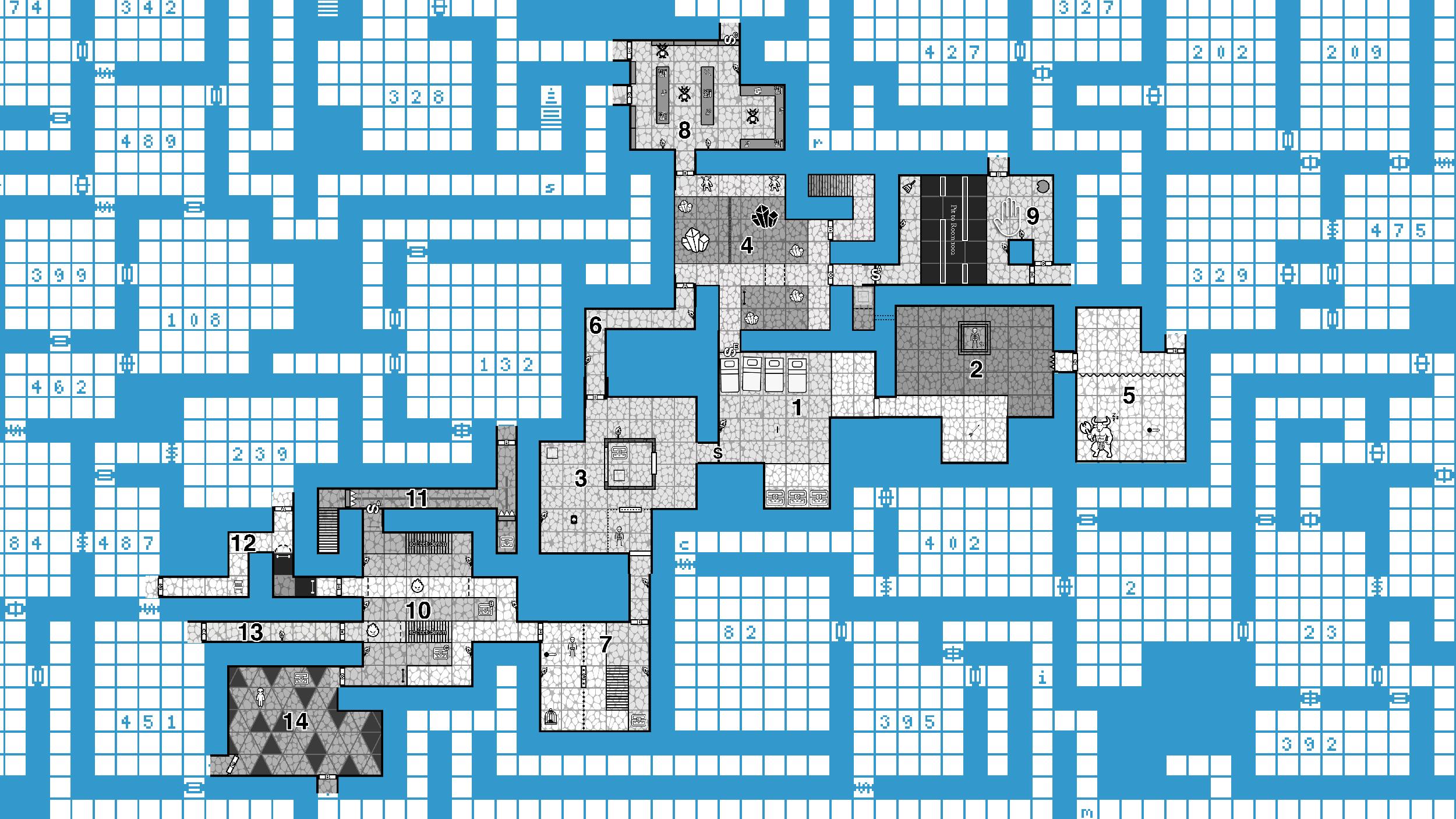 The Neverending Dungeon Room 14 – Mirror Joy Gas