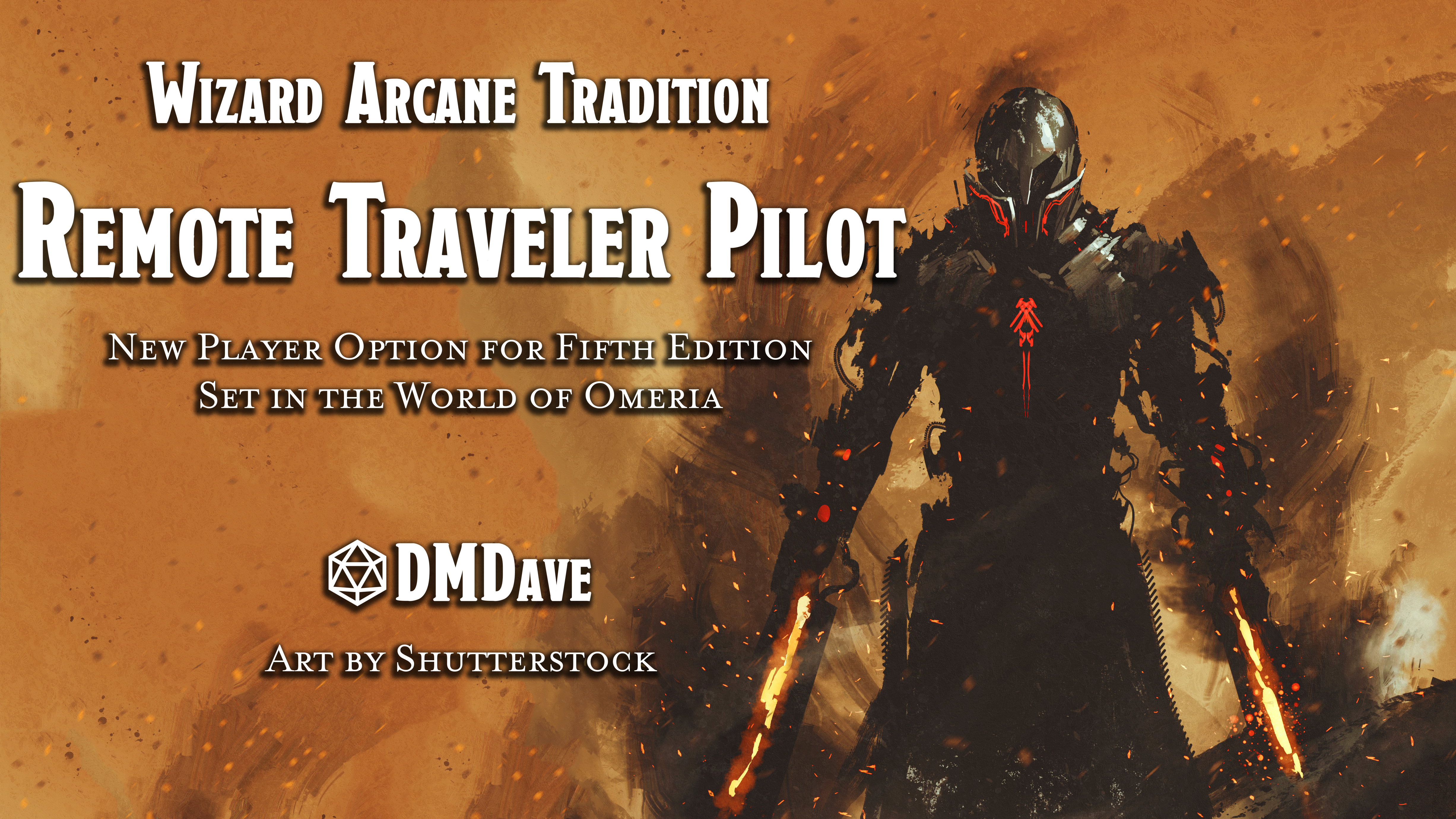 Remote Traveler Pilot Arcane Tradition | New Arcane Tradition for Fifth Edition