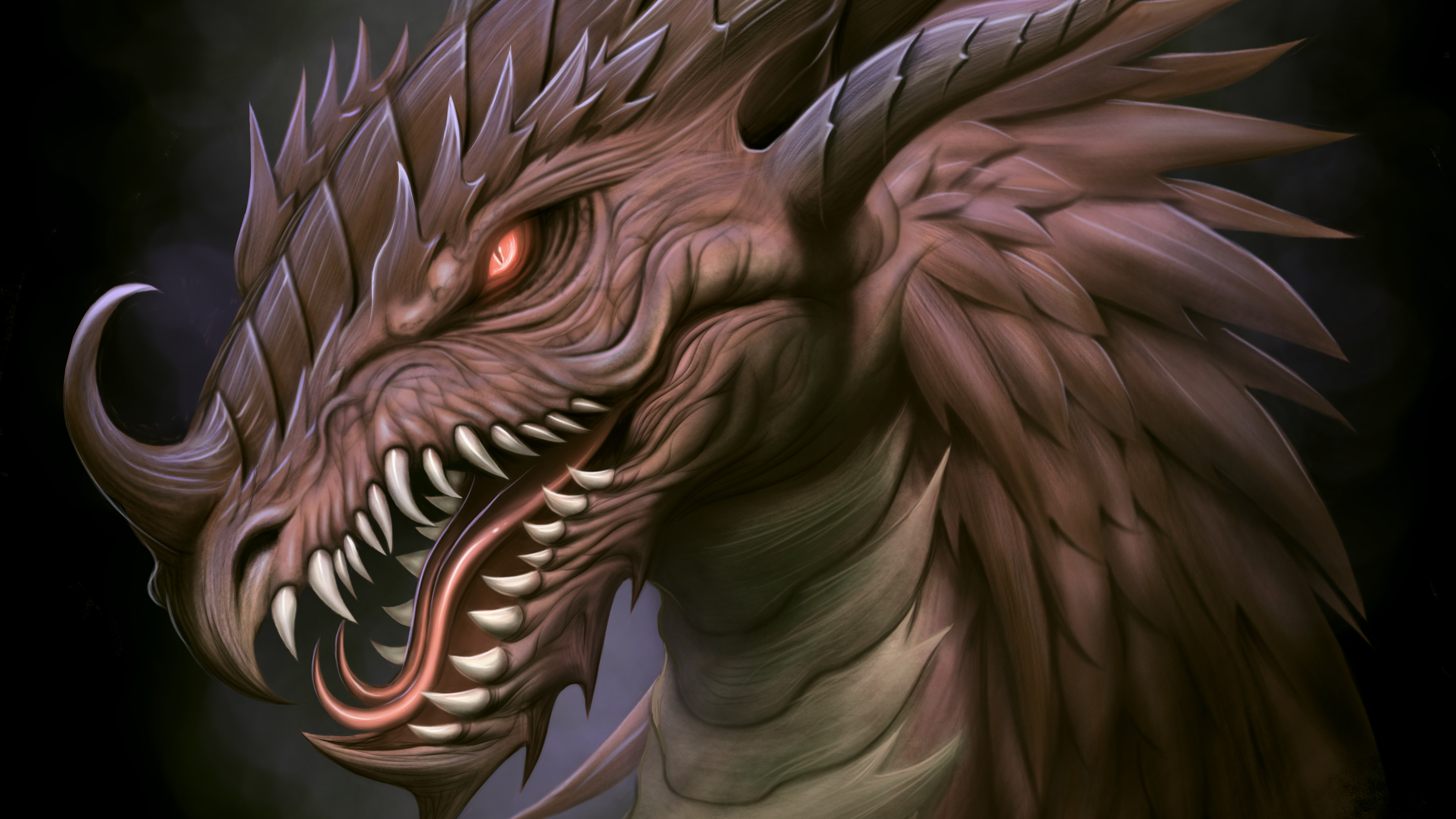 Subterranean Drakes | New Monster for Fifth Edition