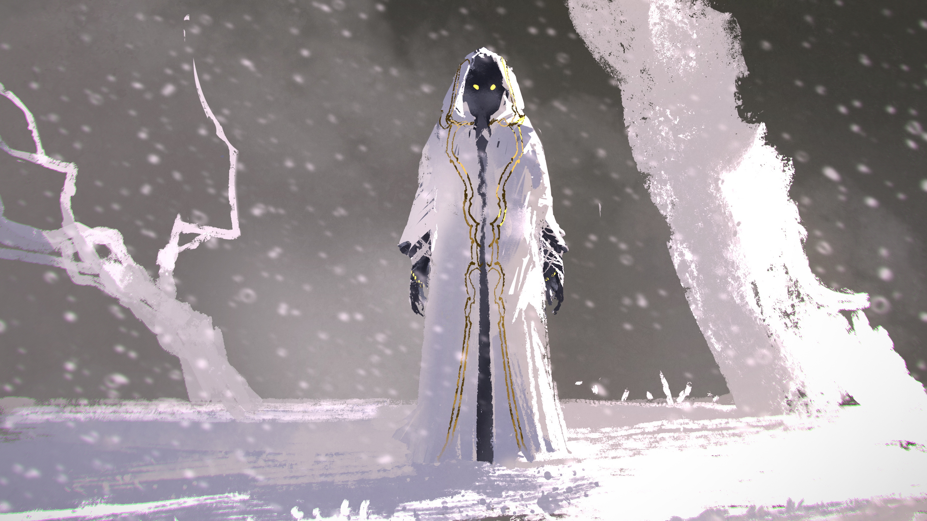 Winter Wraith | New Monster for Fifth Edition